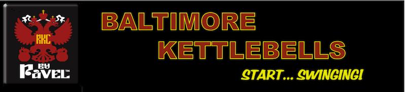 Baltimore Kettlebells